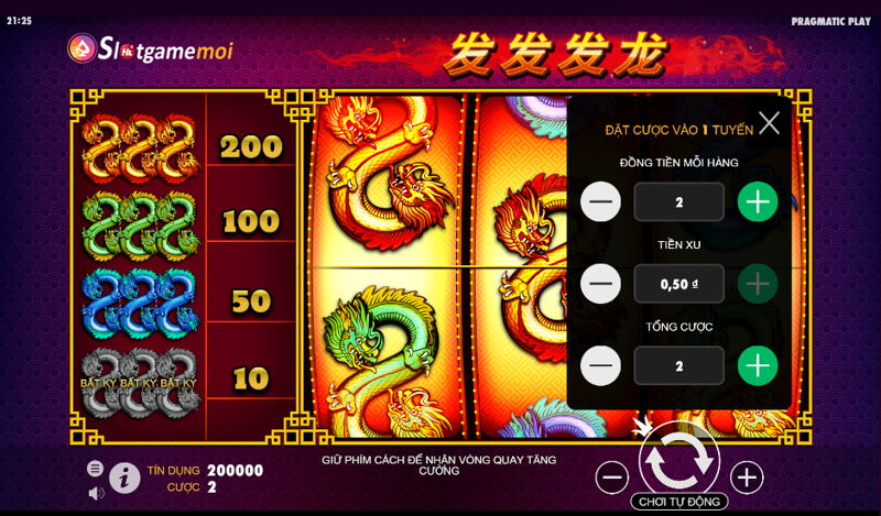 slot game 888 dragons