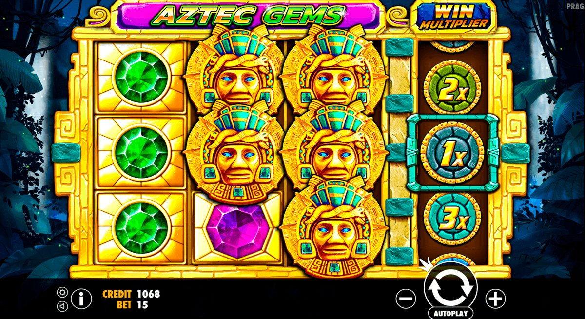 Aztec Gems Slot ⋆ Đánh Giá & Chơi Thử ⋆ Slotgamemoi.com