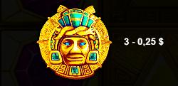 biểu tượng wild slot Aztec Gems