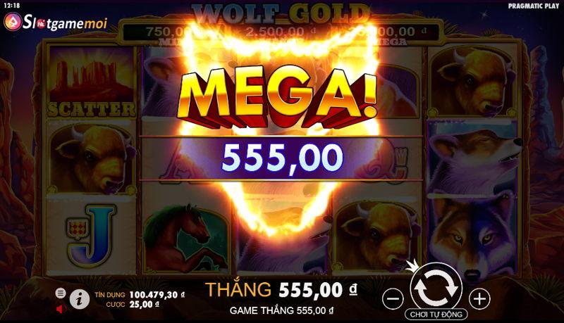 mega jackpot slot game sói vàng
