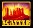 biểu tượng scatter slot sói vàng