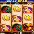 Slot Game Sói Vàng