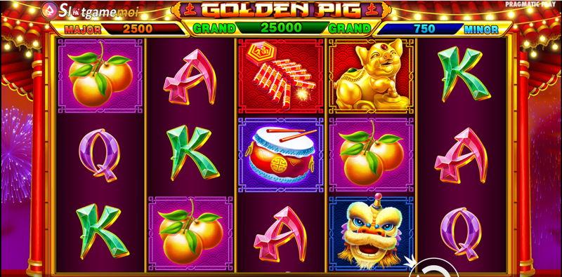 golden pig slot game