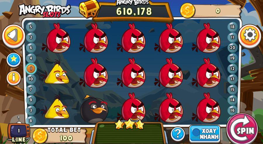 angry bird slot tại 789 club