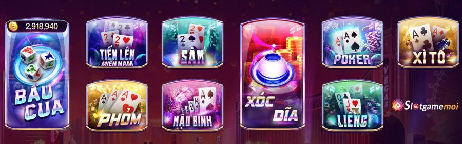 game bài đổi thưởng 789 club