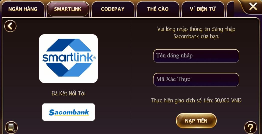 smartlink game zowin