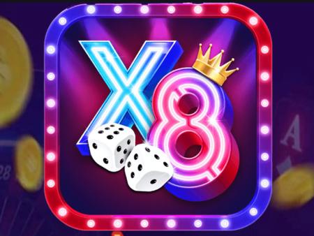 X8 Club – Cổng Game Nổ Hũ Đổi Thưởng Nạp Rút siêu tốc
