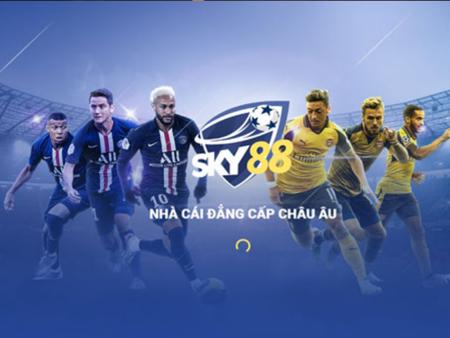 Sky88 – Nhà cái đẳng cấp châu Âu