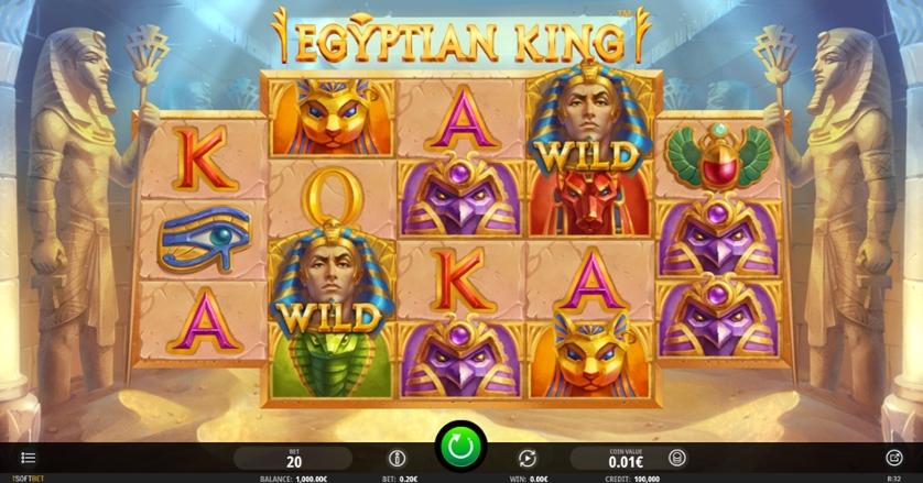 Egyptian-King