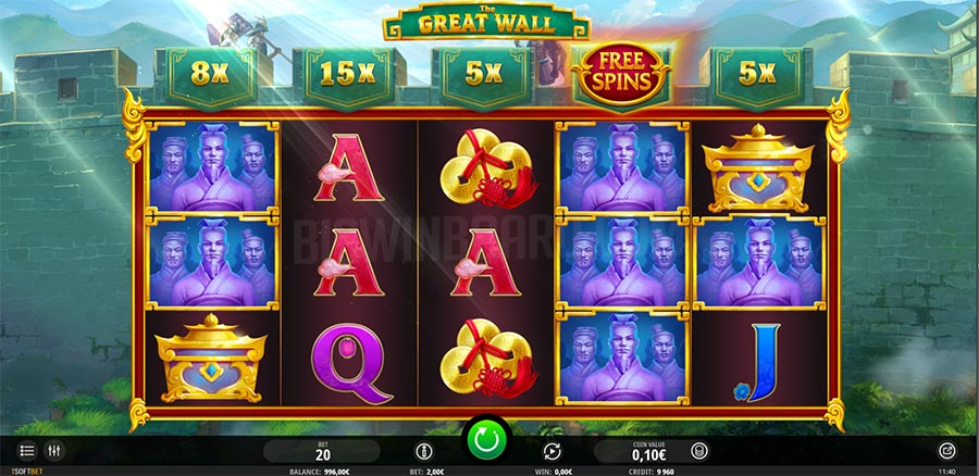 slot game greatwall