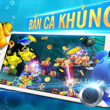 Review game bắn cá đổi thưởng Fishing Kingdom