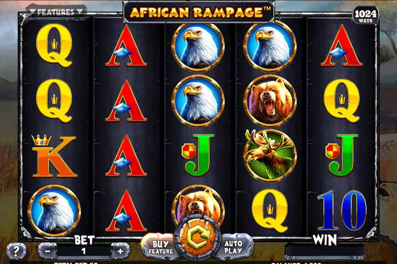 game quay hũ african rampages