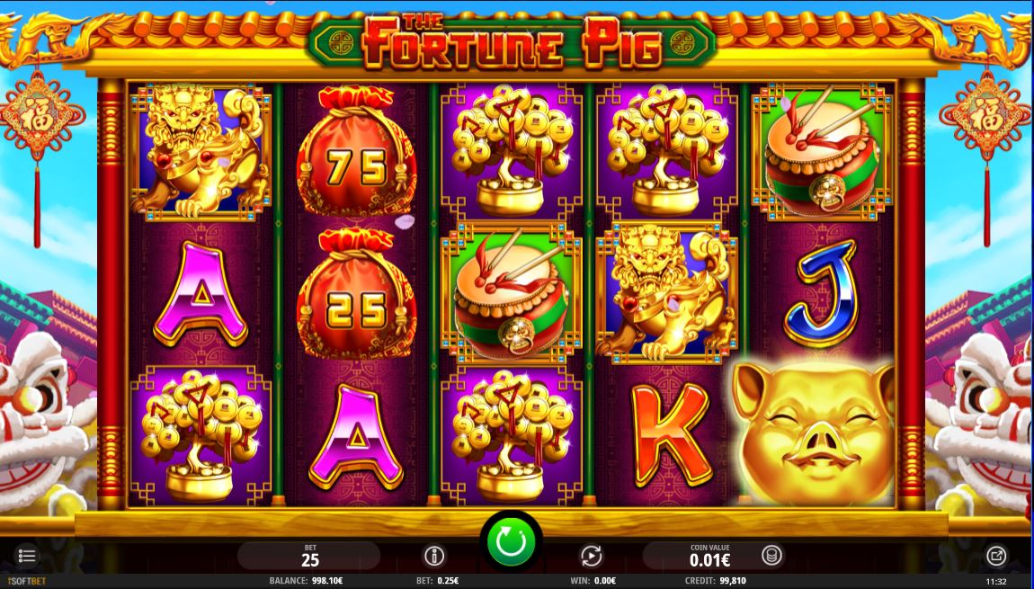 game nổ hũ the-fortune-pig