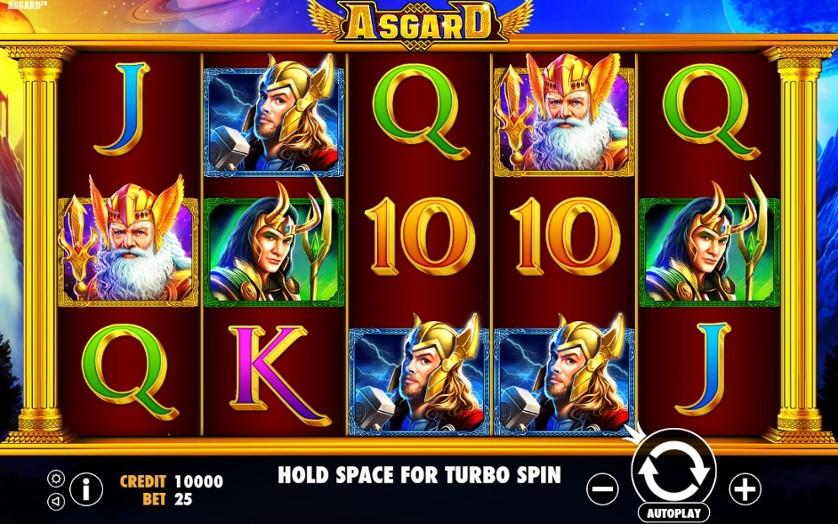 Game quay hũ asgard