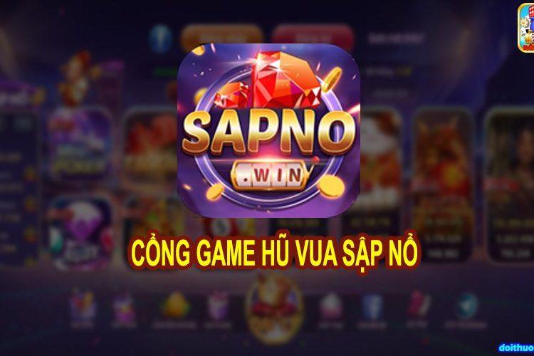 SapNo Win 1