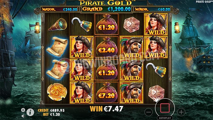 pirate gold fs