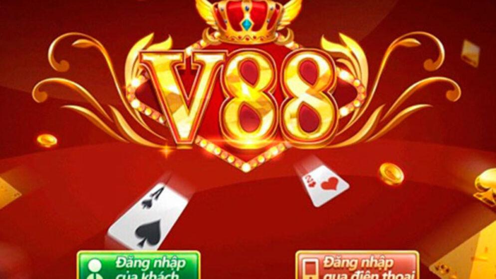 V88 – Cổng game quay hũ đổi thưởng quốc tế cực đỉnh